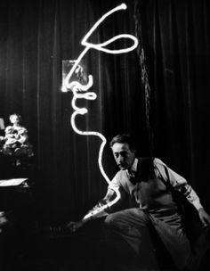 Jean Cocteau in 1950.