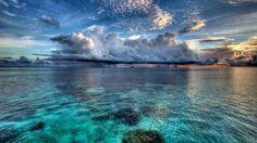 blue clouds nature sea seascapes 1600x900 wallpaper_www.wallpaperfo.com_45.jpg (728×409)