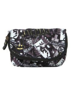 DC Comics Batman Crossbody Bag