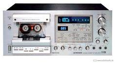 Top+38+Cassette+Decks+com+Display+Digital+|+Som+Vintage+-+Áudio+Vintage+