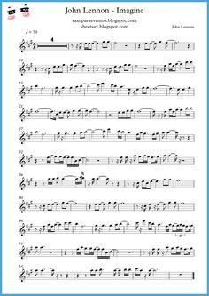 Imagine by John Lennon | John+Lennon+-+Imagine+-+Paritura+saxo+tenor,+trompeta,+clarinete.png                                                                                                                                                                                 More