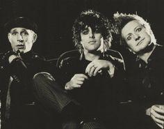 Mike Dirnt, Billie Joe, & Tre Cool