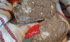 Pohankový chléb bez kvasnic