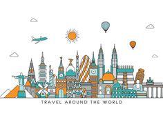June #travel #stories Winner: The Last Flight Of Air Siam