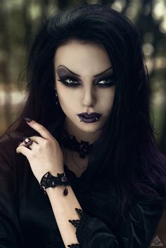 Model, MUA: Darya Goncharova Photographer: Antonia Glaskova | photography page Jewelry: Aeternum Nocturne Gothic jewelry Dress: Sinister from The Gothic Shop Assistance: Mirsea's Wonderland for: Gothic and Amazing Magazine … get your issue here: http://www.magcloud.com/browse/issue/986058
