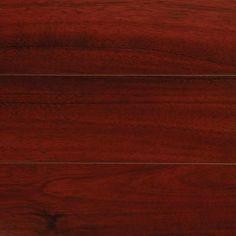 Hampton Bay Hand Scraped La Mesa Maple 8 Mm Thick X 5 5 8