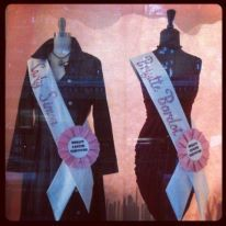Breast Cancer Display 2012 By Paris Woodhull breast cancer, cancer display, cancer awar