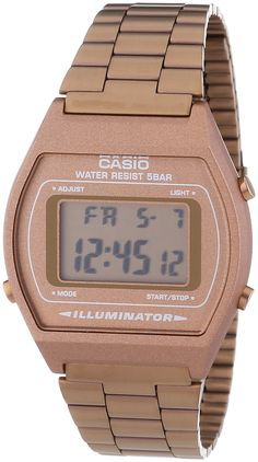 Casio B640WC-5AEF Ladies Retro Digital Watch