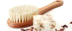 Dry brushing, a method of stimulating the skin using a handheld, stiff-bristled brush or mitt to improve circulation & the general appearance of skin.  One of the best ways to brighten and detoxify the skin while diminishing the appearance of cellulite, it's also cost effective and relaxing.  What does it do? The bristles of the brush work to stimulate below the surface of the skin to get the blood flowing and the lymphatic system pumping, promoting circulation and breaking down fat pockets.