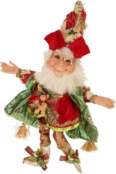 Teddy Bear Elf
