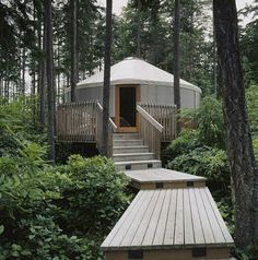 Pacific Yurts - Yes I really do want one!!!