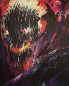 New DOCTOR STRANGE Concept Art Teases A More Comic-Accurate Design For The Villainous Dormammu
