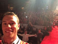 Here it is, the #CaptainSelfie! #OCaptain!