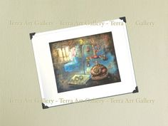 Old Telephone Set of 4 blank cards. by TerraArtGallery on Etsy