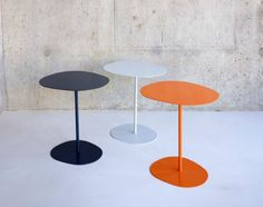 SCP Lily Table Scp, End Tables, Lily, Furniture, Design, Home Decor, Sheet Metal, Mesas, Decoration Home