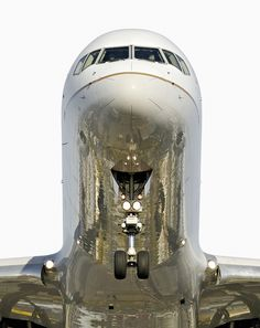 Jeffrey Milstein, Continental Boeing 757-200. A thing of great beauty to those who get it.