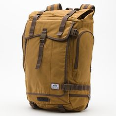 Fortnight Backpack from Vans. Kind of awesome and similar to the Chrome rolltop backpack.