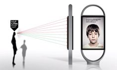 """The ANAR Foundation and Grey Group Spain have created a unique advertising campaign that only kids can see. The ad campaign uses lenticular printing to show individuals below a certain height — children, in this case — a certain image, while taller people see a different image. Children looking at the ad see a photo of an abused boy, a help hotline, and the message """"if somebody hurts you, phone us and we'll help you,""""."""