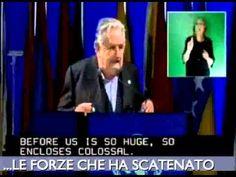 IL MIGLIOR DISCORSO DEL MONDO - Presid Josè Mujica - ITA - ENG - ESP