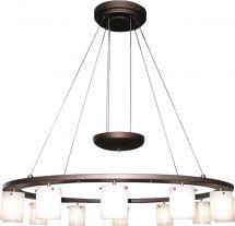 modern chandelier, styled custom made lighting fixture Modern Chandelier, Chandeliers, Custom Lighting, How To Make Light, Light Fixtures, Bespoke, Ceiling Lights, Home Decor, Style