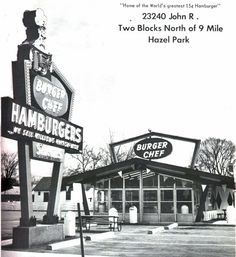 Burger Chef Memories II: Operated from 1954 - 1994