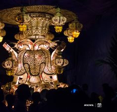 Spirituality goes high-tech, as more and more lanterns are mechanised to rotate and change colour.  #KnowSL #SriLanka #Vesak #Lanterns #FestivalofLight #SriLankaTravel  Copyright © Crintech Pvt Ltd.
