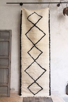 Introducing our Rockett St George Own-Design Original Moroccan Berber Rug and Runner Collection! It has always been the dream of co-founders, Jane Rockett and Lucy St George, to bring original Berber Rugs and Runners to Rockett St George and on their l Moroccan Design, Moroccan Decor, Moroccan Style, Moroccan Interiors, Tactile Texture, Rockett St George, Moroccan Berber Rug, Dream Furniture, Neutral Colour Palette