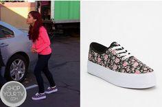 Shop Your Tv: Sam & Cat: Season 1 Episode 2 Cat's Floral Shoes