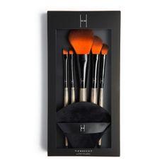 LH Cosmetics Basic Kit Makeup Brushes