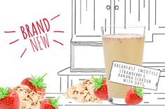 Our new breakfast smoothie will be your go-to meal every morning. it's filled Diet Motivation Pictures, Diet Motivation Funny, Most Nutritious Foods, Healthy Foods To Eat, Green Diet, Smoothie Recipes With Yogurt, Cambridge Weight Plan, Iron Rich Foods, Diet Challenge