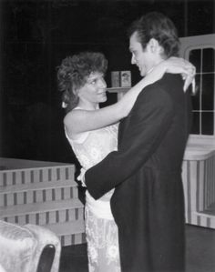 Michael James Fry as Sandy Tyrell in Noel Coward's critically-acclaimed comedy, HAY FEVER / Findlay, Ohio / 1985