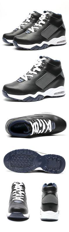 Schuhe Die Grosser Machen Germano 9 Cm Sportschuhe Schuhe Lederschuhe