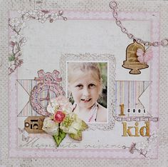 June 2013 Design Team project.  Kit features paper from Maja Designs of Sweden.  Chipboard by Blue Fern Stuidios.