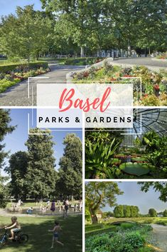 Thanks to its many parks, tree-lined avenues and gardens, Basel is a leafy city. These green spaces are great places to walk and linger in the summer months. Tree Line, Summer Months, Basel, Spring Time, Great Places, Parks, Dolores Park, Gardens, City