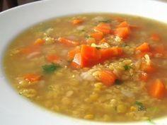 Indická polévka s červenou čočkou Weight Loss Smoothies, Food 52, Chana Masala, Salsa, Curry, Food And Drink, Cooking Recipes, Vegan, Ethnic Recipes