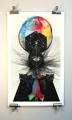 Les magnifiques posters de Victoria Topping !