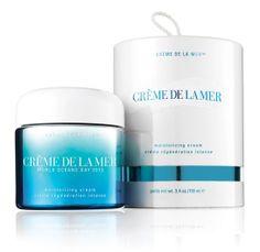 Crème de la Mer's Limited Edition World Ocean's Day Collection, 100ml #MoisturizingCream