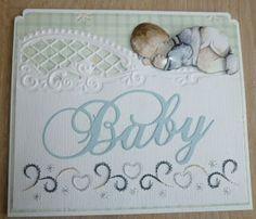 Kaarten van Lucidogirl ((baby-card))