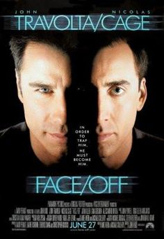Face Off Movie Poster 24x36