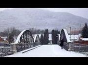 most cez Laborec
