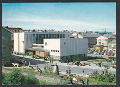 Hammerfest brukt 1971 Aune