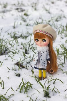 Spring in Russia  Blythe Doll - Les Jeunette