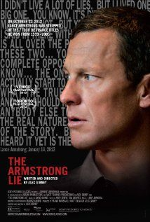 Movie #6 The Armstrong Lie (2013) - Directed by Alex Gibney. 29.1.2014.