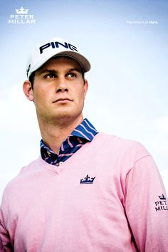 Harris English, Professional Golfer.