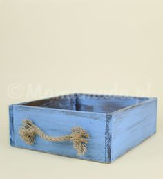 Rustic crate photo prop vintage style wood box newborn by Mamamada