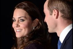 Glamour: Prince William and Kate Middleton arrive at the Carlyle Hotel in last night New York