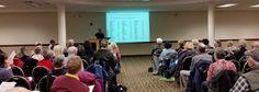 "Zalman Usiskin's Feb. 22, 2015, JGSI talk, ""Making a Family Tree Coffee Table Book,"" was well attended."