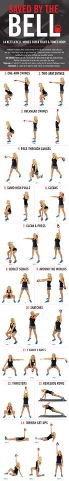 Grab your kettlebell for this heart-pumping total body workout!