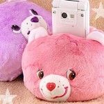Care Bears Stuffed Toy Cell Phone Stand