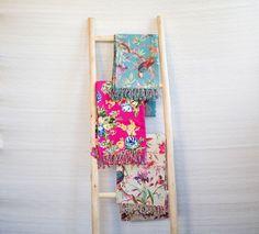 Hamamdoeken met print van Imbarro